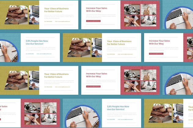 Creative Digital Facebook Cover - product preview 2