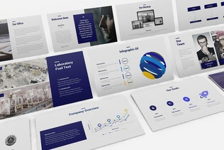 Oil And Gas Powerpoint Template By Incools On Envato Elements