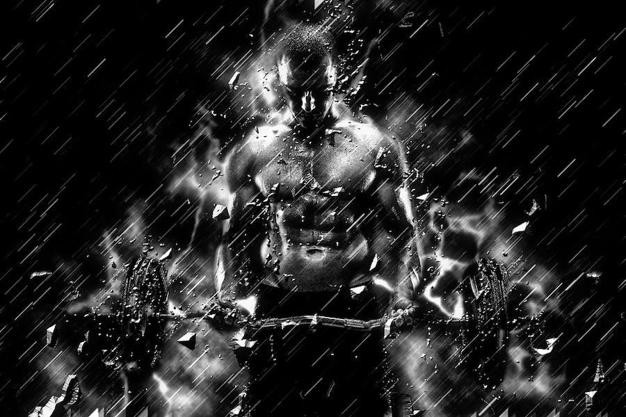 RainStorm 2 Photoshop Action - product preview 1