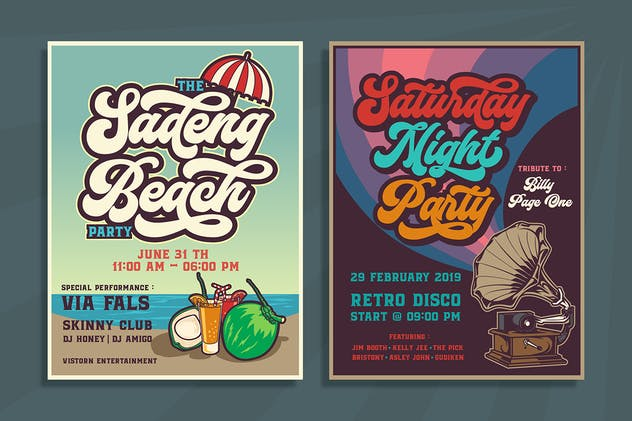 Funkies Bold Script Font - product preview 3