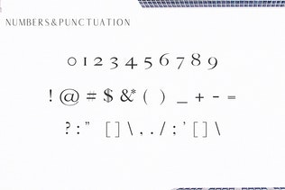 Miniatura para Pierson An Essential Con serifa Tipo de letra