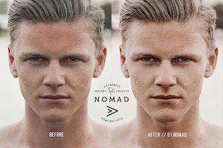 Thumbnail for Nomad Presets for Lightroom
