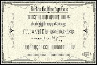Thumbnail for Bertha Neckline