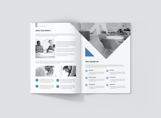 Thumbnail for Digital Agency – Company Profile