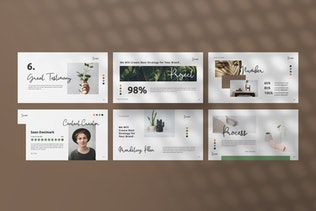 Thumbnail for Business Powerpoint