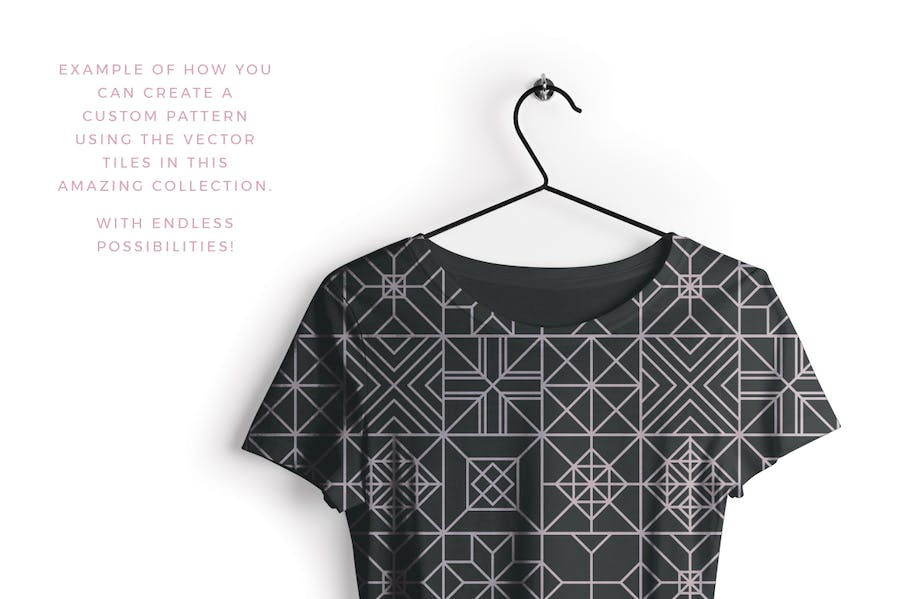 100 Tiles Patterns - product preview 7