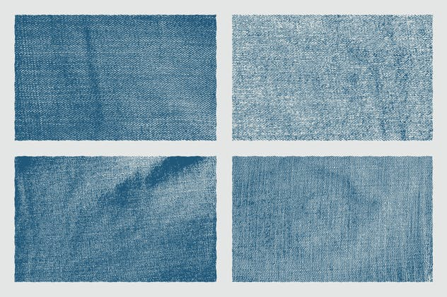 Denim Texture Pack Background - product preview 1