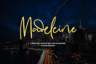 Miniature pour Signature Madeleine
