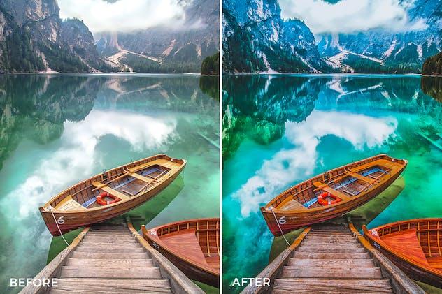 Landscape Lightroom Presets - product preview 3