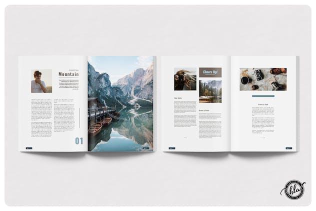 GONDOLA Adventure Magazine - product preview 2