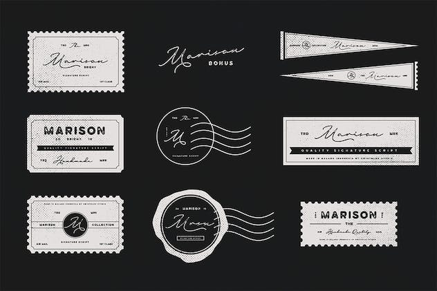 Marison Type Collection - product preview 5