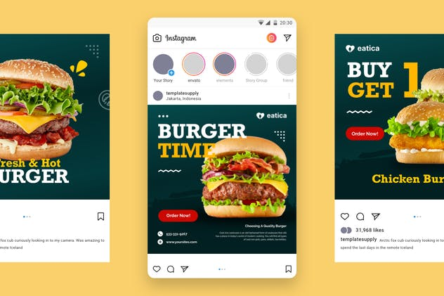 Instagram Post - product preview 2