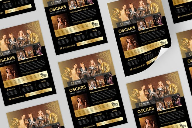 Award Flyer Design