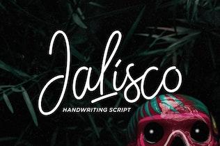 Thumbnail for Monoline Script Collection - 3 Fonts