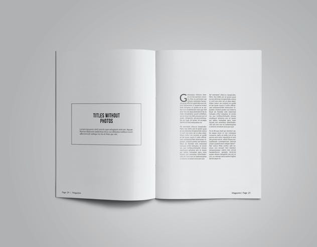 Simple Magazine - product preview 11