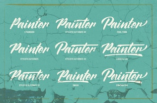 Thumbnail for The Painter