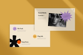 Thumbnail for Luwess - Creative Powerpoint Template