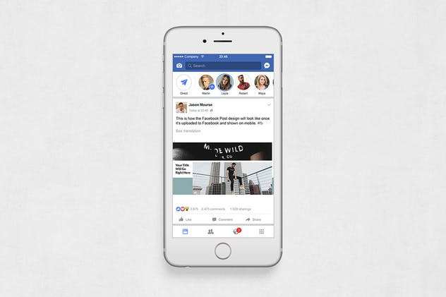 Shop Facebook Posts - product preview 5