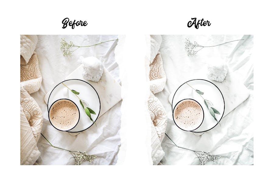 Bright & White - 15 Premium Lightroom Presets