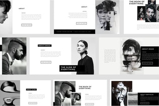 Thumbnail for Portofolio Agency - Powerpoint