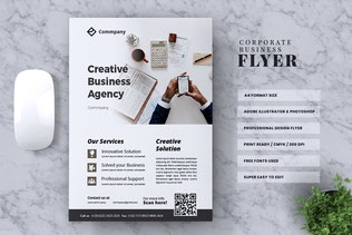Thumbnail for Corporate Business Flyer Vol. 15
