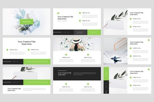 Thumbnail for Knowly - Clean PowerPoint Template