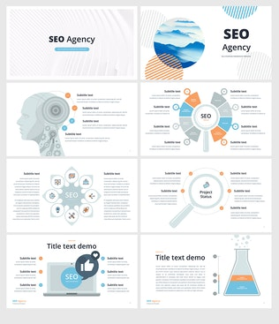 Thumbnail for SEO Agency