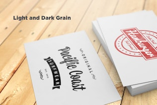 Thumbnail for 10 Realistic Business Card Mockups