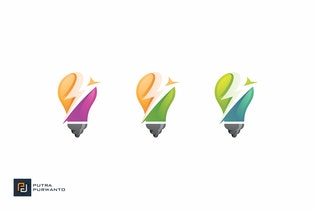 Thumbnail for Energy Ideas - Logo Template