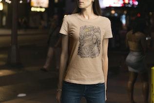 Thumbnail for T-Shirt Mockup Urban Edition Vol. 3