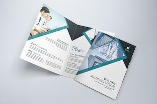 Thumbnail for Bifold Business Brochure