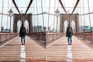 Thumbnail for New York Mobile & Desktop Lightroom Presets