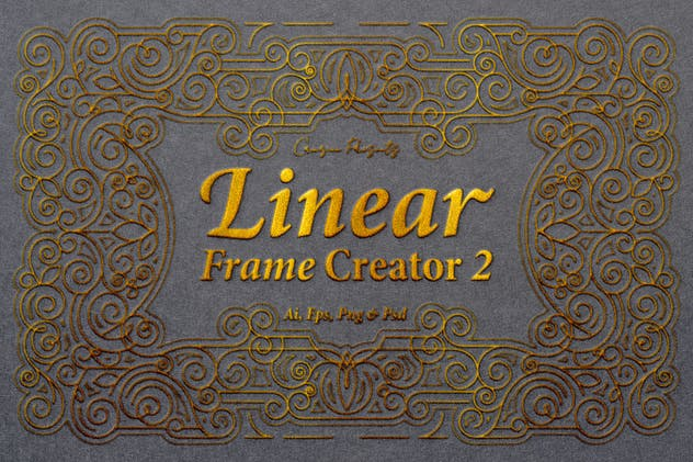 Line Frame Creator 2 - product preview 3