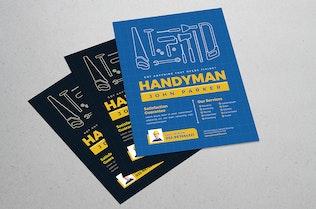 Handyman Flyer