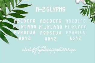 Thumbnail for Hipstetic Font Family