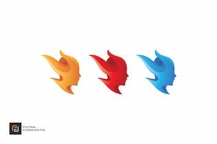 Thumbnail for Spirit - Logo Template