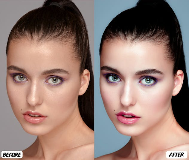 Skin Retouch Lightroom Presets - product preview 3