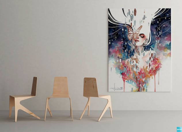 Art Wall Mock-up Vol.1 - product preview 6
