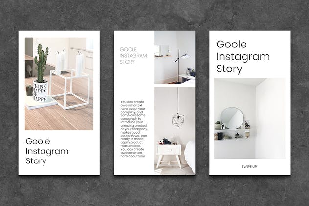 42 Goole Instagram Stories - product preview 1