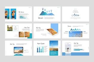 Thumbnail for Arisa - Presentation Template