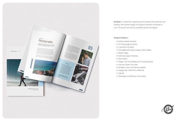 GONDOLA Adventure Magazine - product preview 1