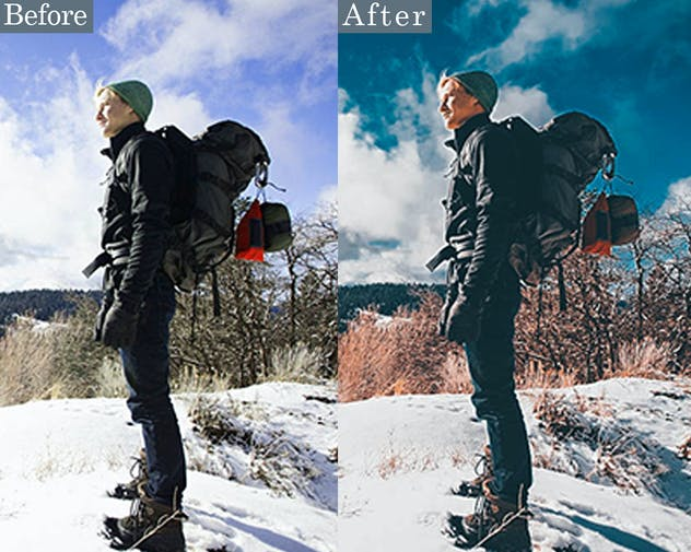 11 Effects Sports Photoshop Actions