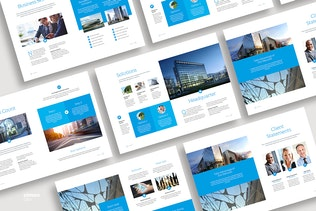 Thumbnail for Cingo – Business Brochure