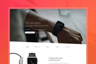 Thumbnail for Startup Company - Business & Technology WP Theme
