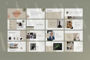 Thumbnail for Menanti Powerpoint