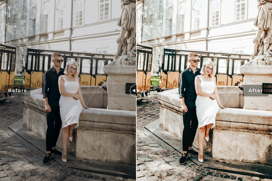 Preview image 3 for Monaco Mobile & Desktop Lightroom Presets
