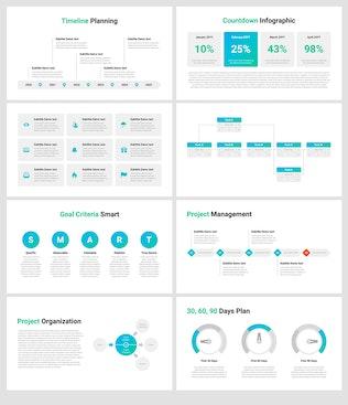Thumbnail for Business Plan 3.0 Google Slides