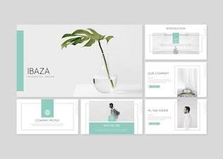 Thumbnail for Ibaza - Keynote Template