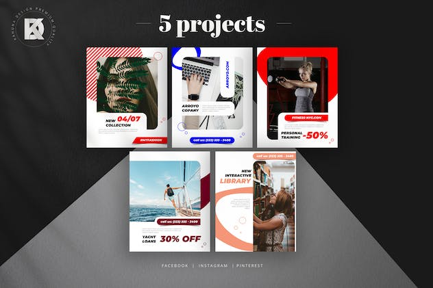 Social Media Pack - product preview 0