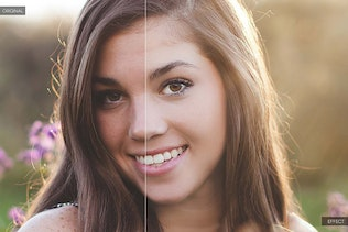 Thumbnail for Skin Retouch Photoshop Actions Vol. 2